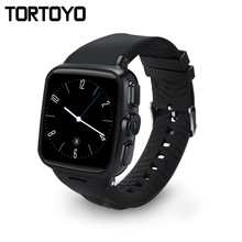Z01 Android 5.1 OS Smart Watch Phone 8GB ROM 1GB RAM WiFi GPS SIM Google Play Camera Health Sports Heart Rate Monitor Wristwatch