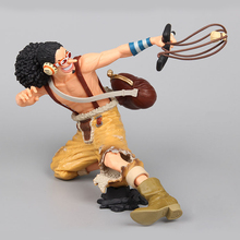 One Piece Usopp King of Artist The Usopp Figurine PVC Collection Doll PVC Figure Model Toy Boxed(China)