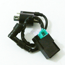AC CDI Box 5Pin Ignition Coil For 90cc 110cc 125cc ATV Chopper Dirt Bike Go Kart(China)