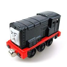 T0123 Diesel Diecast THOMAS and friend The Tank Engine take along Magnetic train metal children kids toy gift(China)