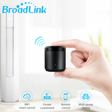 Buy Broadlink RM Mini3 Universal Intelligent WiFi/IR/4G Wireless Remote Controller Via IOS Android Smart Home Automation for $18.96 in AliExpress store