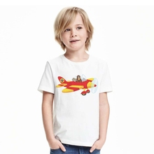 Summer Fashion Children Boys Girls T Shirts Cartoon Car Clothing Kid super wings T-shirt for Baby Kids Sports Clothes Costume
