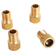 Buy Bicycle Valves accessories 5PC Presta Schrader Valve Adapter Converter Bike Bicycle Cycle Pump Tube #2A13#P for $1.09 in AliExpress store