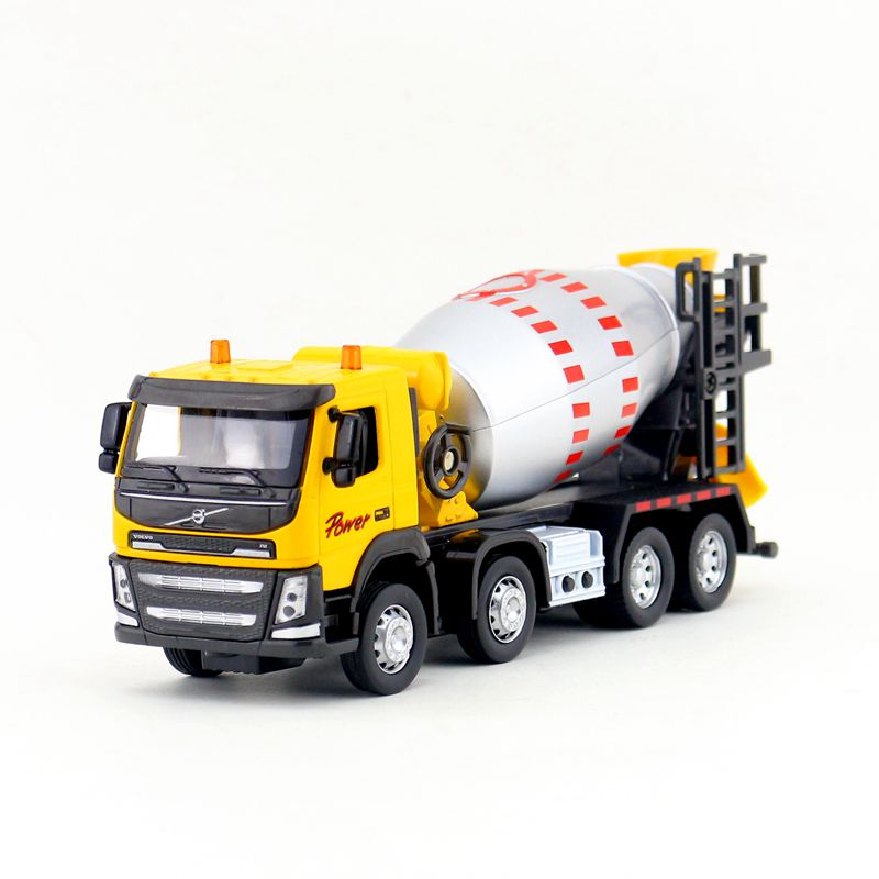 Volvo Cement Mixer Truck (1)
