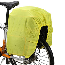 ROSWHEEL Bicycle Motorcycle Rear Seat Rainproof Cargo Cover for Bike Rack Bag Protection from Rain and Dust proof