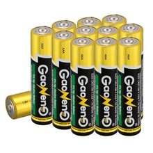 12PCS Bateria Energy AAA Alkaline Batteries 1.5v Bulk Batteries Toy Supply Power Environmental protectio batteries