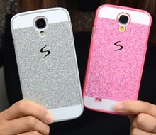 Luxury Bling Glitter Skin Glam Plastic Back Cover celular Para For Samsung Galaxy J7 Ace 4 Core 2 Core Prime case coque