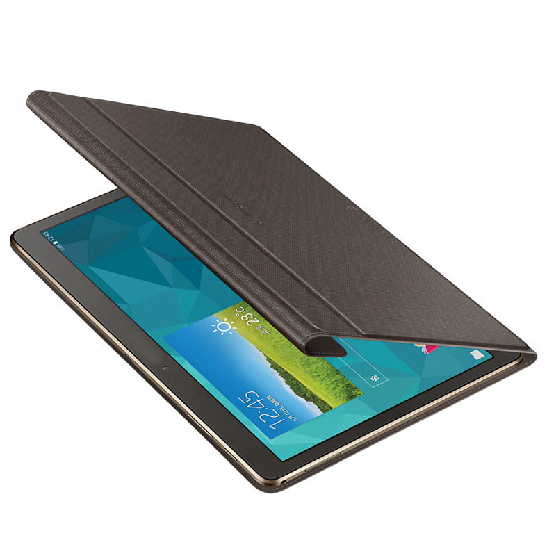 Cover For Samsung Galaxy Tab S 10.5 Inch SM-T800/T805 Ultra Slim Book Cover Case Stand Tablet Case Flip Cover Drop Ship 0118#2