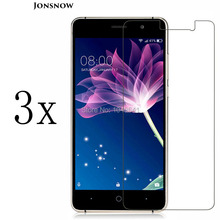 High Quality Glossy / Matte / 3pcs /package LCD Front Transparent Screen Guard Protectors Film for Doogee X10 / 5 inch