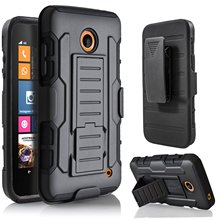 For Nokia Lumia 920/630 635/830/640/640XL/530/730 735/520/Icon 929 930/950 Protective Armor Hard Case Holster Belt Clip Cover(China)