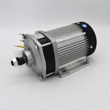 Heavy duty electric truck tricycle DC MOTOR BM1424ZXF(BLDC)2200W60/72V(China)