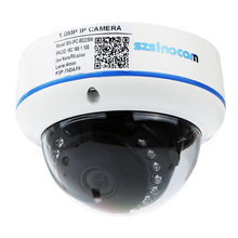 Szsinocam WiFi H.264 HD 1280*720P IP Camera with IR-CUT Motion Detection Security Camera for Home Shopmarket Office(China)
