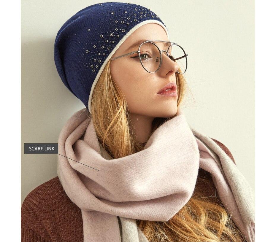 قبعات للنساء 15