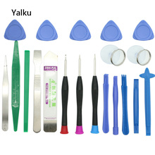 Buy Yalku Mobile Phone Repair Tools Kit Spudger Pry Opening Tool Screwdriver Set iPhone 5 6S 6 Samsung Phone Hand Tools Set for $4.59 in AliExpress store