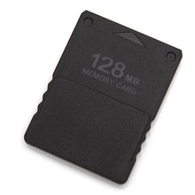 High Quality Top Selling Black 128MB 128M Game Save Saver Data Stick Module Memory Card For Sony For PS2 Wholesale Price