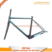 2015 High Performance carbon frame toray t700 road racing bike bicycle carbon frame