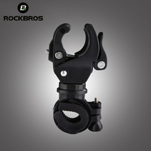 RockBros 8 DESIGNS Wholesale Bicycle Cycling Grip Bike Mount Clamp Clip Flashlight LED Torch Lamp Light Bracket Stand Holder
