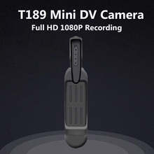 T189 Spied Camera HD 1080P 720P DV Camera Mini Camera Micro Pen Camera Digital DVR Video Voice Recorder Mini Camcorder Camara