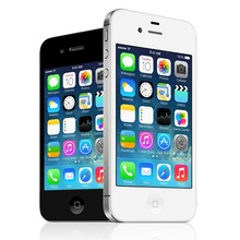 Original Apple Iphone 4s Unlock Cell phone Dual core 3.5inch screen 16GB/32GB ROM 512MB RAM Used excellent conditions(China)