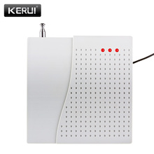 KERUI TD Wireless Signal Repeater Transmitter Enhance Sensros Signal 433MHz Extender For Home Security Burglar Alarm System
