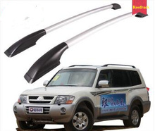 High quality aluminum alloy luggage stack,roofrack crossbar,Luggage roof rack,(Max bear 20KG) for Mitsubishi Pajero V73