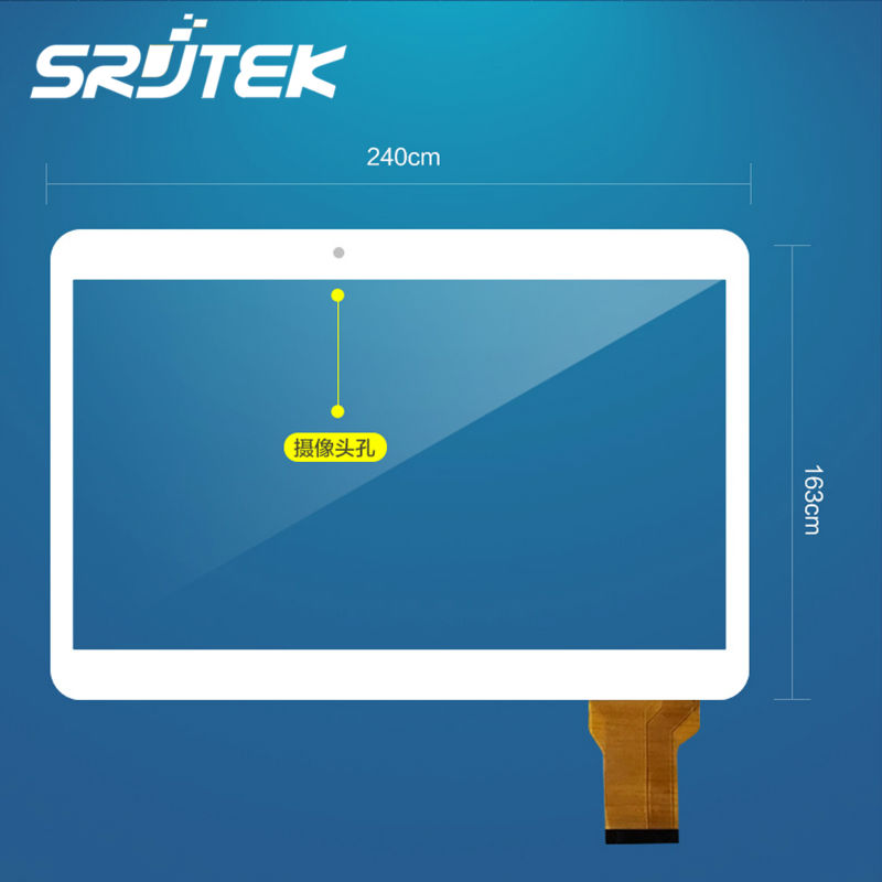 New touch screen For 10 BDF Tablet with MJK 0331 FPC Touch panel Digitizer Glass Sensor replacement Free Shipping<br><br>Aliexpress