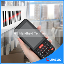 New arrival Android 5.1 qr code handy wireless ccd scanner