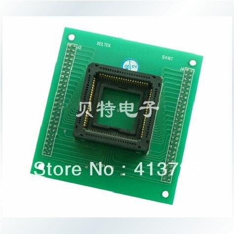 3000U dedicated IC test seat PLCC84 S416T programming adapter<br><br>Aliexpress