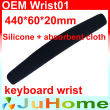laptop Desktop keyboard wrist support pad, 20mm thick, computer hand wrist rest gaming keyboard dash, wrist01