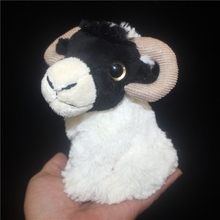 Child  Birthday Gifts Scotland Black Face Sheep Doll Toy Stuffed Animals Toys Stores
