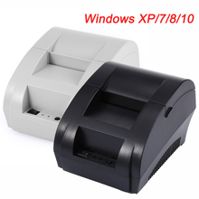 I58TP04 Cheap 2 inch 58mm thermal printer thermal receipt printer pos printer 90mm/s USB ESC/POS Compatible Windows and Linux(China)