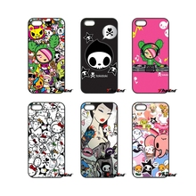 JAPANESE Tokidoki All Stars Sticker Cell Phone Case For Samsung Galaxy Note 2 3 4 5 S2 S3 S4 S5 MINI S6 S7 edge Active S8 Plus