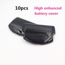 10pcs for PSP 2000 3000 Game Console Extra High Enhanced Battery Cover replacement for PSP2000 PSP3000(China)