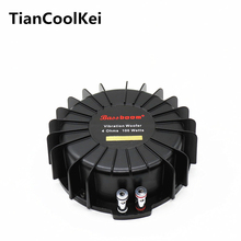 Car Tactile Transducer big Bass Shaker Vibrating speaker vibration speaker performance is good 100W Bass Shakers vibro speaker(China)