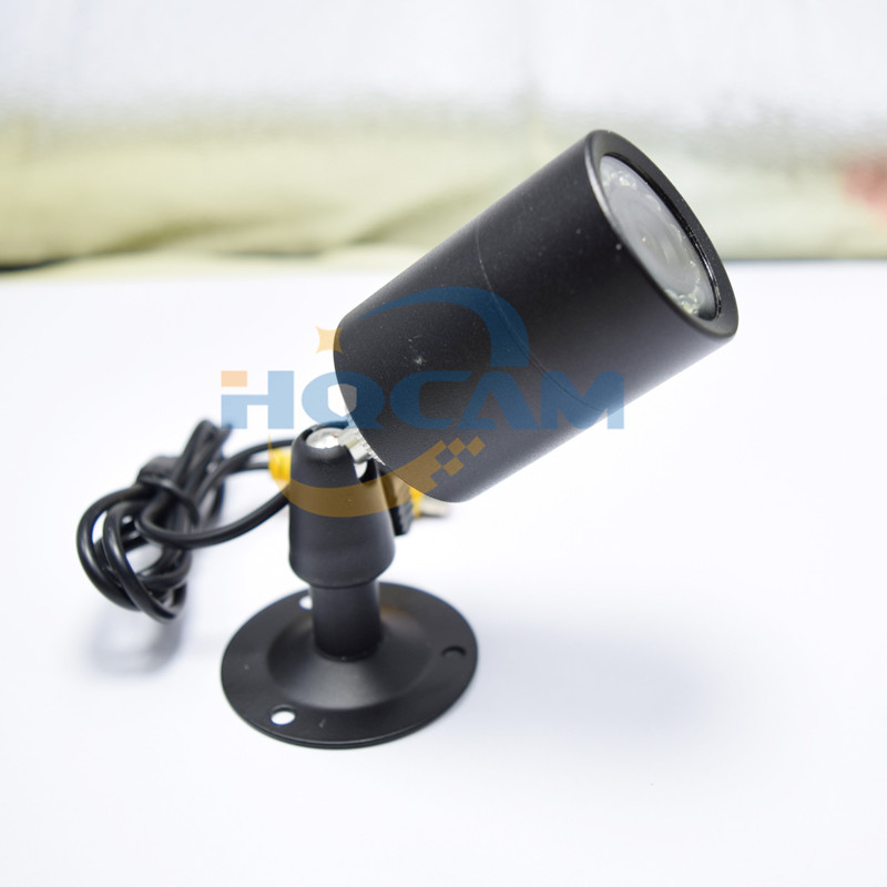 Mini Bullet Camera Mini Bullet Outdoor Invisible 10pcs IR 940NM Night Vision CCTV Camera Sony 600TVL Mini IR Bullet Waterproof<br>