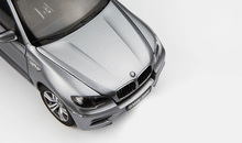 KYOSHO 1:18 of the German high performance motion type SUV X6M/X6 alloy model cars of class car model