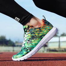 2017 Summer Cool Butterfly Wings Men Sports Shoes Comfortable Breathable Light Couple Brand Sneakers Beautiful Colors Fast Ship