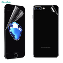 Buy MicroData HD Clear Screen Protector iPhone 7 plus Front + Back TPU Transparent Screen Protective Film iPhone 7 plus for $1.98 in AliExpress store