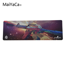 Game Hyper beast CS GO 300x900X2mm and size big mouse pad Computer games non-slip table mats cushions