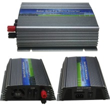 500W Grid Tie Inverter 10.5~28VDC to AC110V or 220V Micro Inverter MPPT Pure Sine Wave Inverter GTI500W for 620W 18V PV Module