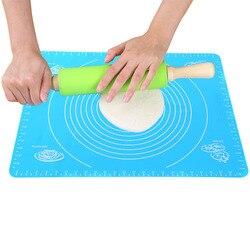 Силиконовый коврик для теста, 50x40 см