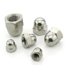 316 Stainless Steel Cover Type Nut Decorative Nut M8