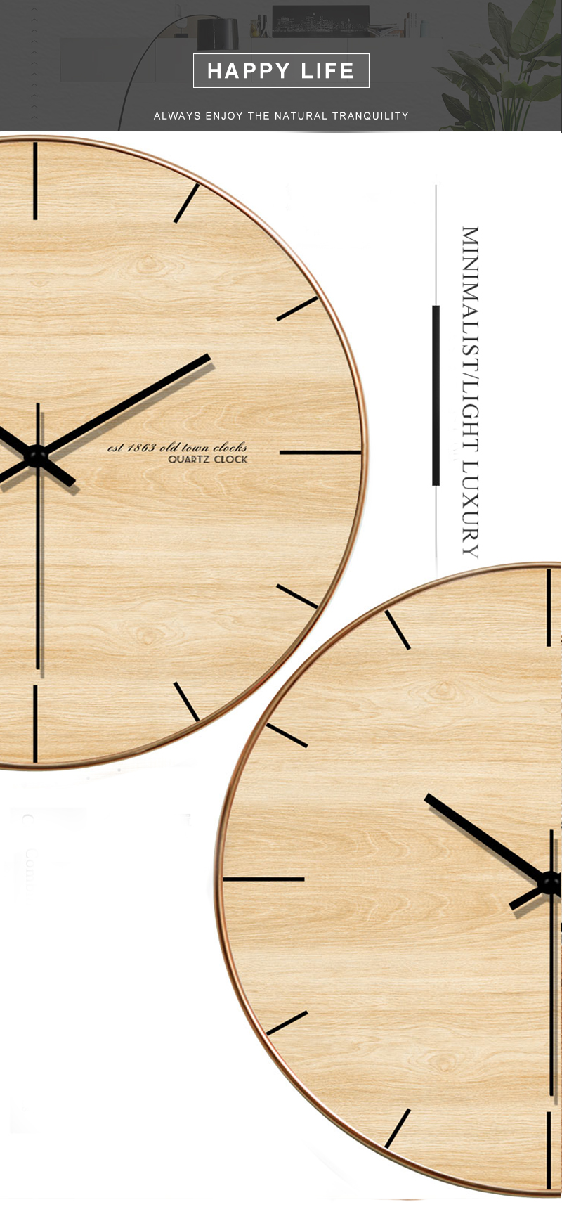 wall clock (2)