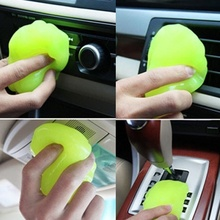 1X Smart Cyber Cleaner Magic Dust Cleaning Compound Slimy Gel For Car Keyboard New(China)