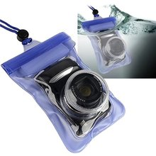 New Waterproof DSLR SLR digital Camera outdoor Underwater Housing Case Pouch Dry Bag For Camera Hot Selling
