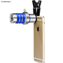 Buy Kogngu 12X Zoom Cell Phone Telescope Cameras Lens Smartphone Zoom Lens Telephoto Para Celular Lents Camera Phone Universal for $11.92 in AliExpress store