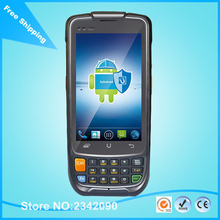 Free Shipping Urovo i6200s Enterprise Security Intelligent Data Terminal qr code 1D 2D Handheld Android PDA Scanner 3G WIFI GPS(China)