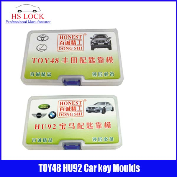 TOY48&amp; HU92 car key moulds for key moulding Car Key Profile Modeling locksmith tools<br><br>Aliexpress