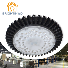 High Lumen 100W 220V-240V LED Ultra-thin UFO High Bay Light SMD2835 Warm Cold White Industrial Led Lamp For Factory/Warehouse