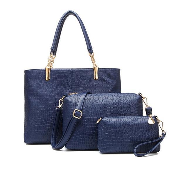 New 2015 Tote Hot Crossbody Bag Alligator Women Handbag Fashion Shoulder Bags Joker Women Messenger Bags Trendy Casual Bolsas<br><br>Aliexpress